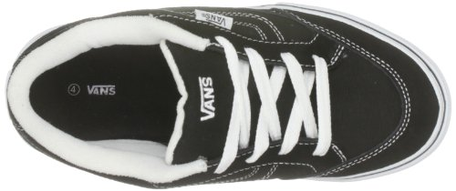 Vans Heren Bearcat Schoenen Zwart Wit