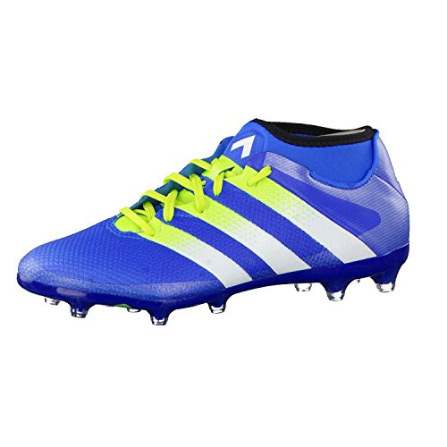 Azul para Fútbol de Hombre Multicolor Primemesh Ace 16 Verde Fg Botas 2 adidas Blanco Ag qx7fwpqzg