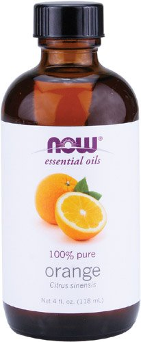 NOW Foods Orange Huile Sweet, 4 oz