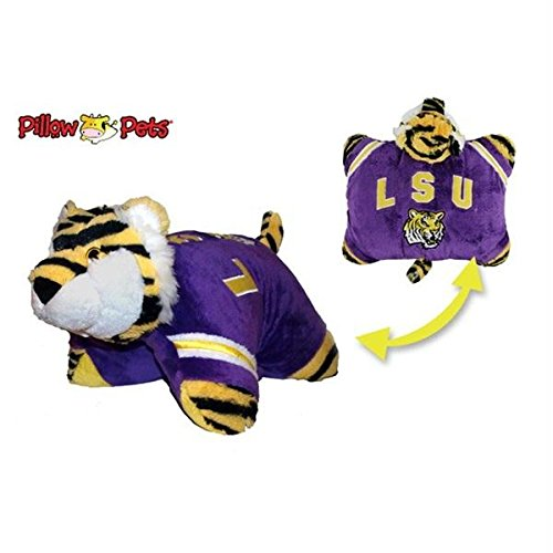 Pet Care Preferred LSU Tigers Pillow Pet by Pet Care Preferred