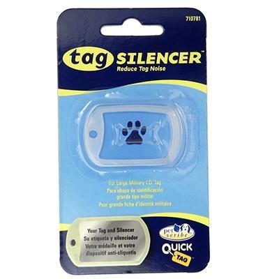 (Dog Tag Silencer Military)