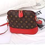 New Fashion Korean Handbag/Sling Bag Fashionable Multi Function crossbody bag for ladies CBS00 Red