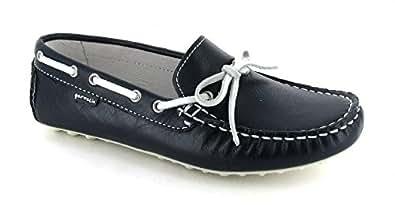Garvalin, 122731, Copete azul marino de Niños, talla 33: Amazon.es: Zapatos y complementos