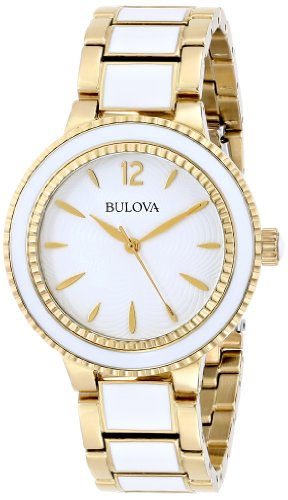 Bulova Women's 98L173 Sport Casual Bracelet Watch