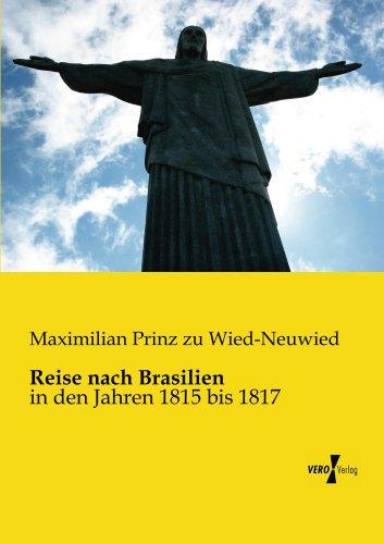Reise nach Brasilien (German Edition)