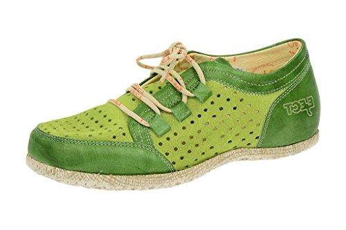 Estate Scarpe Pelle Verde Mix Verde Delle Espellono 16188 Di A Di Donne Basso Da E Strada Ossido Greenshoe PaUwxUZqd
