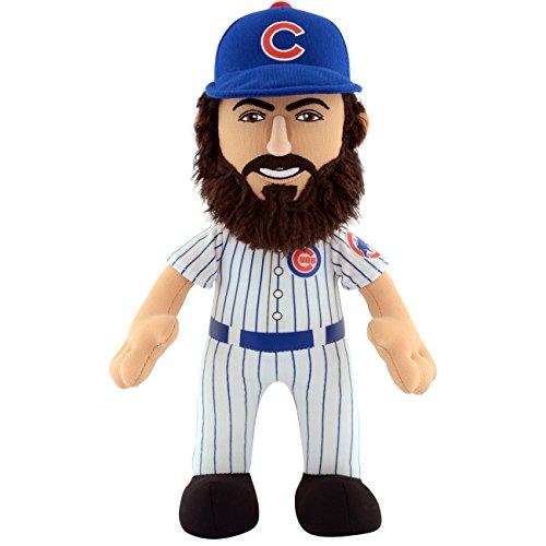 "MLB Chicago Cubs Kids Jake Arrieta Plush Figure, 10"", White"