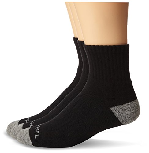 Timberland Basic Quarter Sock Pack