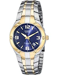 Men's EF106SG-2AV Edifice Two-Tone Stainless Steel Watch