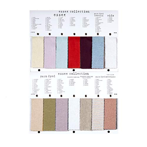 (Robert Kaufman Kaufman Color Card Essex Collection Multi)
