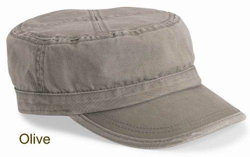 Amazon.com  A E Designs Fidel Castro Cool Style Army Hat Cap 78fa8f8ee4a