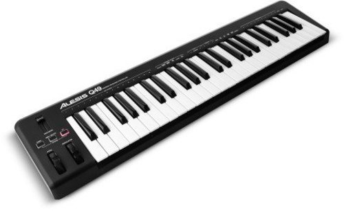 Alesis Q49 49-Key USB MIDI Keyboard Controller from Alesis