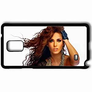 Personalized Samsung Note 4 Cell phone Case/Cover Skin Amazing Babe Anahialergico Versionone Januarituesday Mexico Black