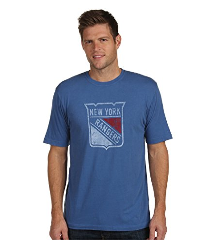 Red Jacket New York Rangers Classic Logo T-Shirt Size XL - Ny Shirt Rangers Classic