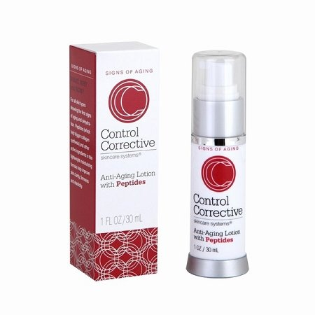 Control Corrective Anti-Aging Lotion With Peptides, 1 Ounce ()