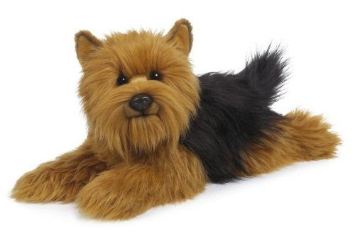 Amazon Com Ganz 14 Yorkshire Terrier Plush Toy Toys Games
