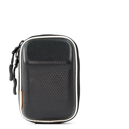 MegaGear MG194 Sony Cyber-shot DSC-RX100 VI, DSC-RX100 V, DSC-RX100 IV, DSC-RX100 III, DSC-RX100 II Hard Golf Camera Case - Black