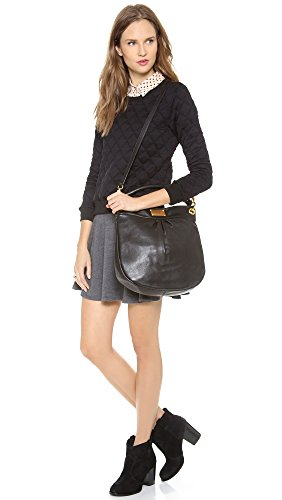 Marc Jacobs Women's by Hillier Marc Black Classic Q Hobo BrqRBUw