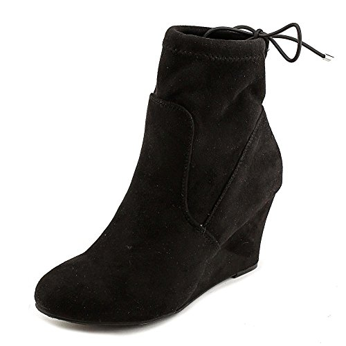 Chinese Laundry Womens Unnie Closed Toe Ankle Fashion Boots, Black, Size 6.5