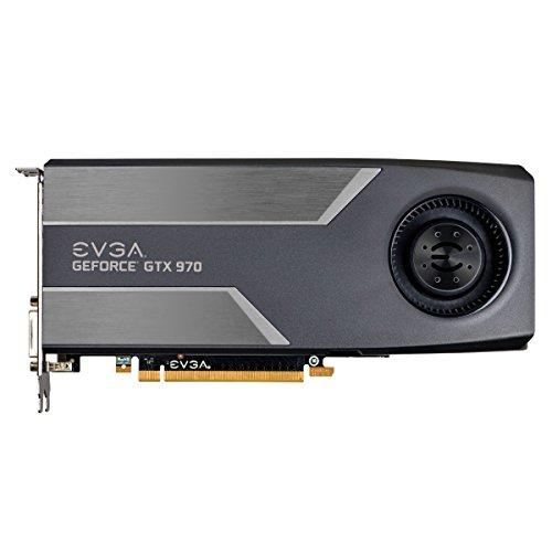 Amazon.com: EVGA GTX 970 4GB GDDR5 256bit, DVI-I, DVI-D, HDMI, DP SLI Ready Graphics Card (04G-P4-1970-KR) (Certified Refurbished): Computers & Accessories