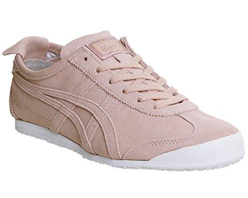 Scarpa Asics D7x4l-1717 Pink Mexico 66 Lilla