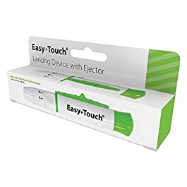 EasyTouch Lancing Device w/Ejector – (1 per Box)
