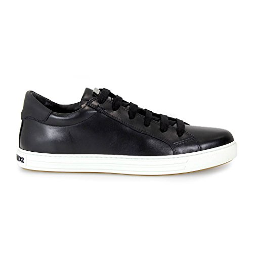 DSQUARED2 TENNIS CLUB BLACK FOR MAN SNEAKERS