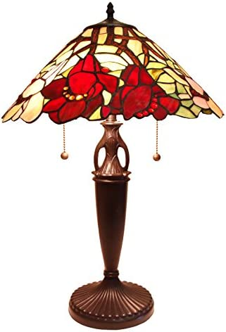 Fine Art Lighting T1608 Tiffany Table Lamp