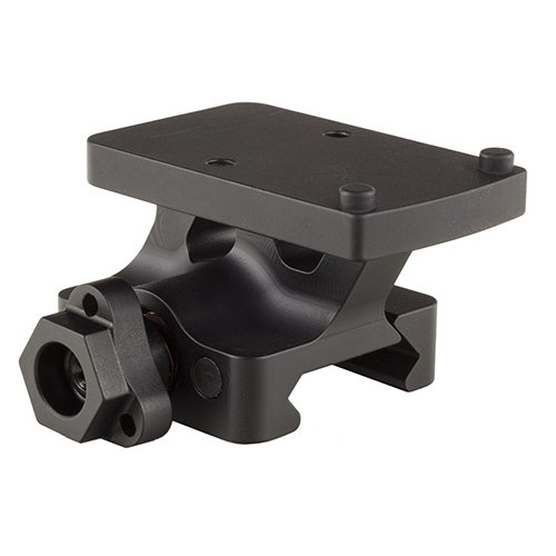 Trijicon AC32074 RMR Pistol Mount, Full Co-Witness Quick Release, Black