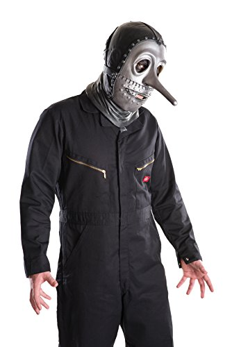 Men's Slipknot Chris Full Mask, Multi, One Size 2018