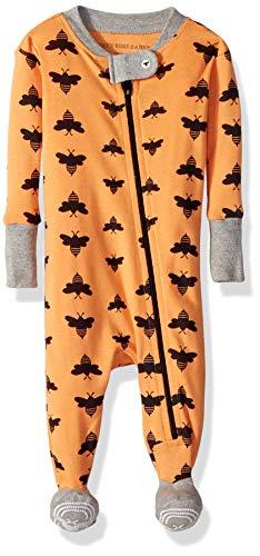 Sleeper Pajamas, Halloween Bees, 12 Months