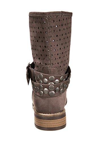 Shoot SH14000 - Botas Mujer Brown - Zinco
