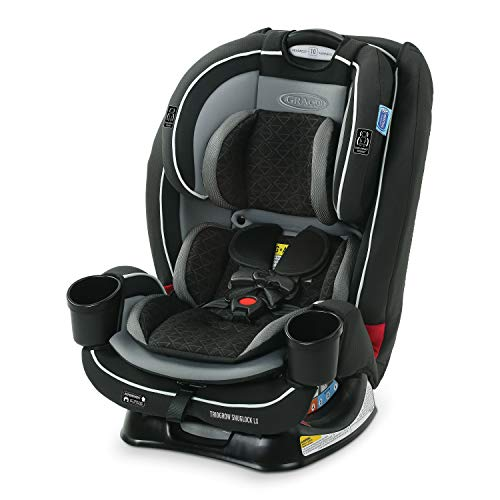 Graco TrioGrow SnugLock LX 3-in-1 Car Seat, Sonic