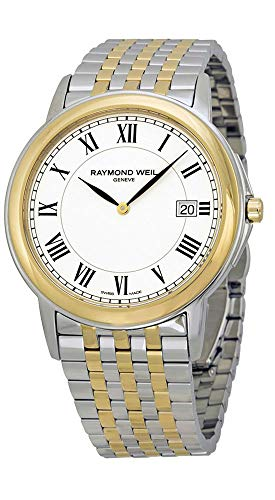 Raymond Weil Tradition White