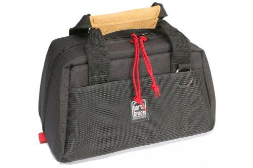 Portabrace CS-DV1R Mini-DV Camera Case (Black/Red) (Black)