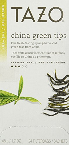Tazo® China Green Tip Tea, Filter Bags (24-pc.)