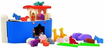 Plan Toys Wooden Noah's Ark