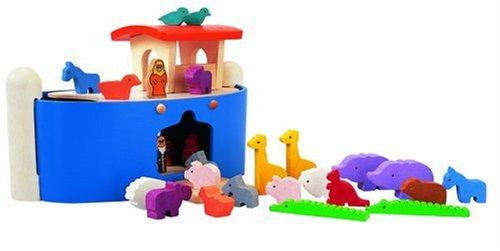 PlanToys Noah's Ark Plan Toys Creative Blocks