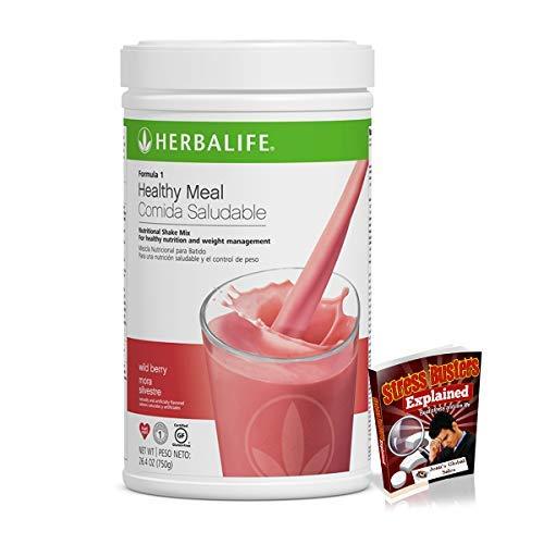 herbalife wild berry mix - 3