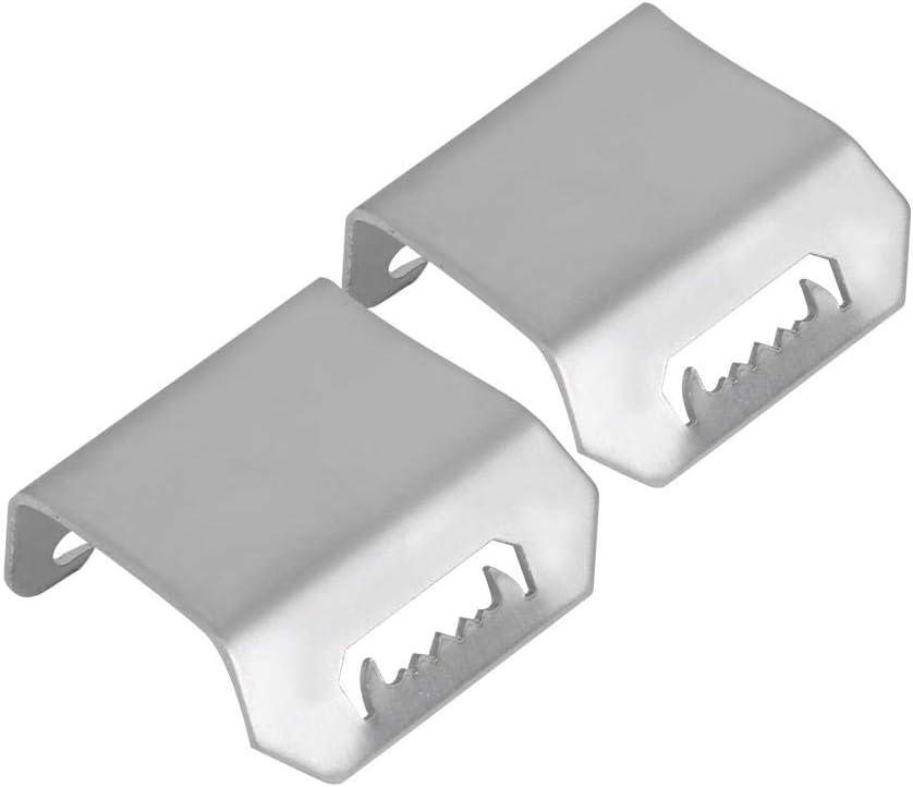 RC Axle Guard 1 par Control remoto Coche Placa de protecci/ón del eje delantero y trasero Caja de cambios RC Soporte protector inferior para Axial SCX10 III AXI03007 Accesorio para piezas de autom/óvil