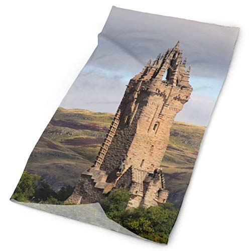 Wallace Monument - QWDAS The Wallace Monument Fashionable Outdoor Hundred Change Headscarf Original Multifunctional Headwear