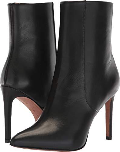 Black Women's Bootie Leather Ava Boot Ankle BCBGMAXAZRIA qxOXwFzvx