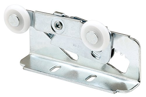 Prime-Line Products N 6531 Twin Pocket Door Roller, Top Mount,(Pack of -