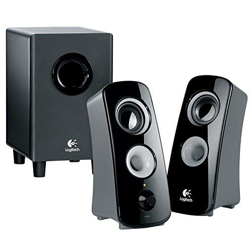 Logitech Z323 2.1 Channel Surround Sound Speaker System with