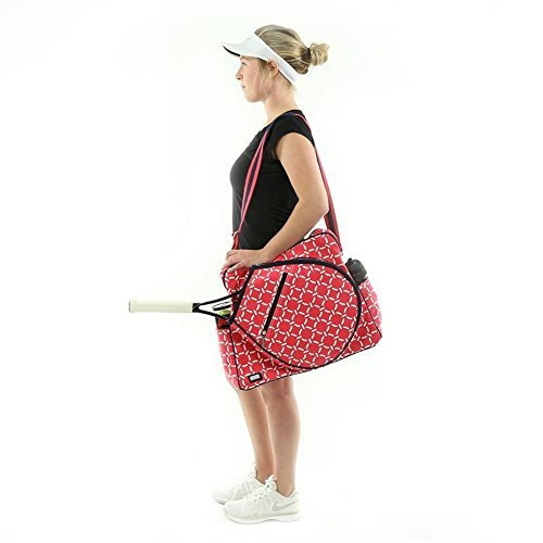 Ame & Lulu Women's Tennis Tour Bag-Cabana by Ame & Lulu (Image #2)