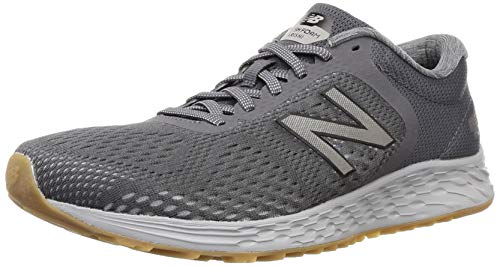 New Balance Men's Arishi V2 Fresh Foam Running Shoe, Magnet/Grey, 14 4E US