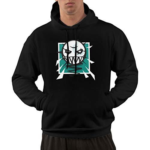 IOBZXZWRYM Rainbow Six Siege Men Fashion Sweater (Rainbow Six Seige Operation White Noise Release Date)
