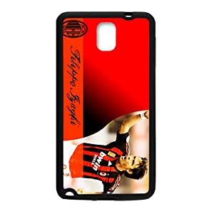 Malcolm Five major European Football League Hight Quality Protective Case for Samsaung Note3