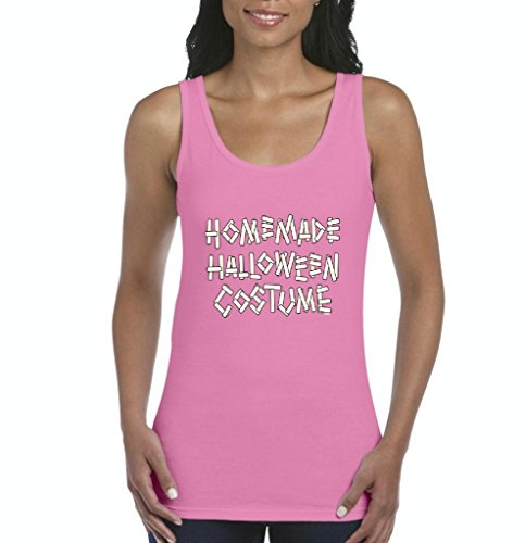Blue Tees Homemade Halloween Costume Fashion Party People Best Friends Gift Couples Gifts Women Tank Top Clothes XX-Large Azalea (Homemade Costume Dog Halloween)