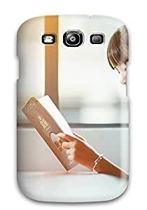 Hot Slim Fit Tpu Protector Shock Absorbent Bumper Oriental Case For Galaxy S3